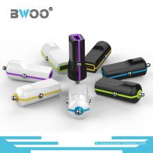 Chargeur de voiture USB simple mini-alimentation portable