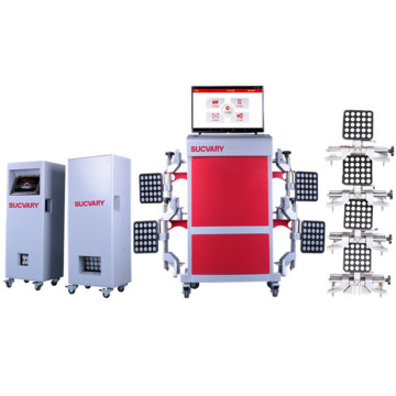 Descuento Truck Wheel Alignment System
