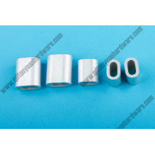 Virolas de aluminio de la manga / de la cuerda de la virola de la manga de la virola / del aluminio 8 de la virola / del aluminio 8303