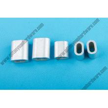 DIN3093 Aluminum Ferrule/Aluminum 8 Shape Sleeve/Wire Rope Ferrules