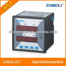 96*96mm Multi-function Digital Meters