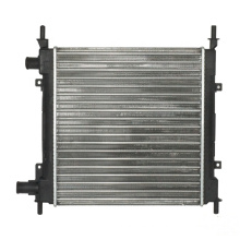 Heavy duty Engine cooling Truck Radiator For ford