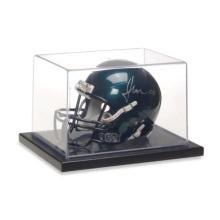 Small Cube Home Shop Plexiglass Basketball Showcase Cabinet Acrylic Display Case
