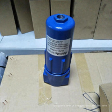 air compressor cartridge spare parts industrial filter element with shell