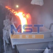 Correa transportadora a prueba de llamas de alta calidad Corea
