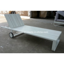 All Weather Aluminum Chaise Lounge