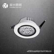 7W Потолочное освещение 700lm Потолочное освещение