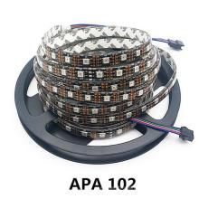 IP20 DC 5V addressable 5m APA102 Smart LED Strip