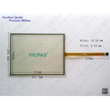 AMT2838 0283800B 1071.0042 A094700230 A091100060 Reemplazo de pantalla táctil para MP377-12
