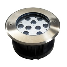 9w Waterproof Security Landscape Ground Lighting