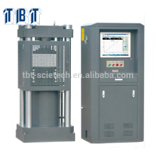 TBTCTM-2000ASI Material Electro Hydraulic Compression Testing Machine with PC and Servo Control(All-in-one PC)