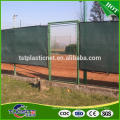 8'x50' 8ft Tall 3rd Gen Olive Green Fence Privacy Screen Windscreen Shade Cover Mesh Fabric