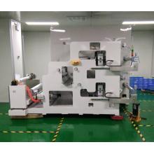 Máquina automática de corte de eletrodo de bateria de íon-lítio