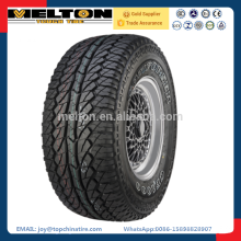 top quality pcr tire 35X12.5R20 with long tire warranty