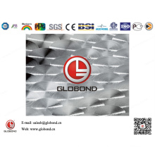 Globond Stainless Steel Wall Panel 014