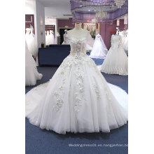 Una línea / princesa delicado vestido de novia