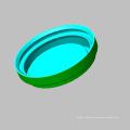 Taza de silicona directamente de fábrica ODM y OEM
