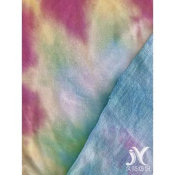 Tie Dye French Terry Stoff