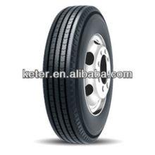 Double Happiness padrão DR909 315 / 80R22.5 fabricante de pneus na China