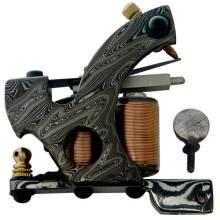 Qualité supérieure Damas Tattoo Machine Guns