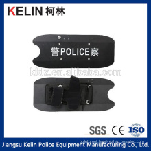 Aluminium Alloy Riot Shield Arm Protect Shield with LED Light