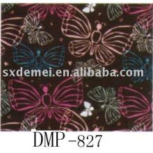mehr als fünfhundert Muster Leinwand Stoff Schmetterling