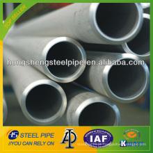 Tubo de aço inoxidável ASTM A789