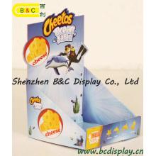 Pantalla de impresión a todo color de Super Markets 4c PDQ con SGS (B & C-D058)