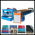 Roofing Tile Roll Forming Making Machine