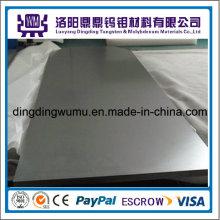 Spezialisiert auf 99,95% hochreine polierte reine Molybdän-Platten / Bleche oder Wolfram-Platten / Bleche Best-Preis-Molybdän-Platten