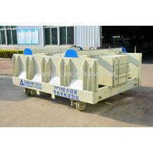Machine de formage de panneaux muraux / toit