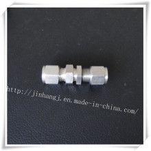 Соединитель перемычки, соединение компрессионных труб