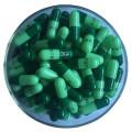 Verpackungsmaterial bunte leere Hartgelatinekapseln
