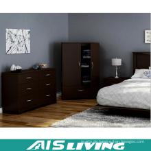 Fabrik direktes einfaches Design Almirah Kleiderschrank (AIS-W268)