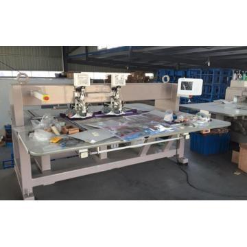 Máquina de bordar multicolor de papel plástico (ZX-60)