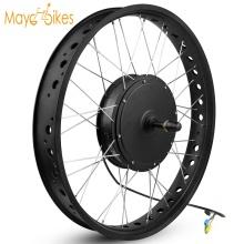 Kits de motor de bicicleta con neumáticos gruesos de 26 '' x 4.0