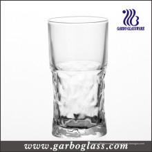 Gobelet de verre à glace bon marché de 9 oz