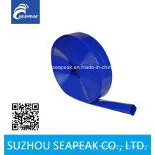 "1 ""-10"" Blauer PVC Layflat Wasser Bewässerungsschlauch"