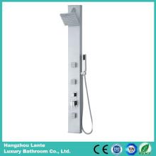 Conjuntos de coluna de chuveiro de PVC com bicos de massagem corporal (LT-P524)