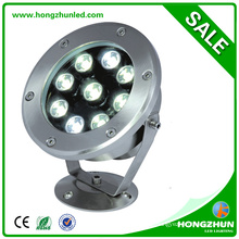 High waterproof 9w led underwater fishing light meanwell drver wholesale in market