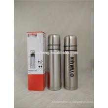 BPA livre novo produto 304 aço inox parede dupla crianças garrafa térmica