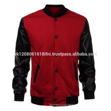 Custom Baseball sportswear jacket fashion wear for college girls and boys