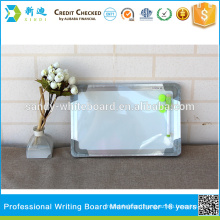 small magnetic whiteboard for writing drawing decor ect