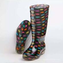 Химическая промышленная водонепроницаемая ПВХ-обувь Rain Work Safety Rainboots