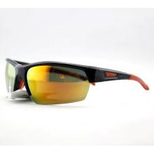 Промоутер Дизайнер Мода Мужчины Спорт Поляризованный ПК Sun Glass (14104)