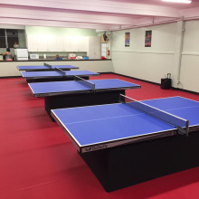 Plancher de tennis de table ITTF