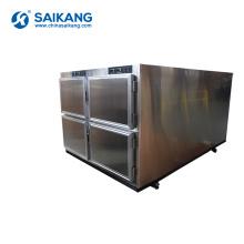 СКБ-7A004 чрезвычайных морг холодильник для больницы