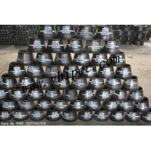 Steel Butt Weld Pipe Fittings Seamless Con Reducer