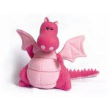 Riesiges weiches Spielzeug kundengebundenes reizendes Dracheplüschspielzeug