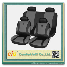 Cheap preço competitivo PU couro PVC Look Car Seat Covers